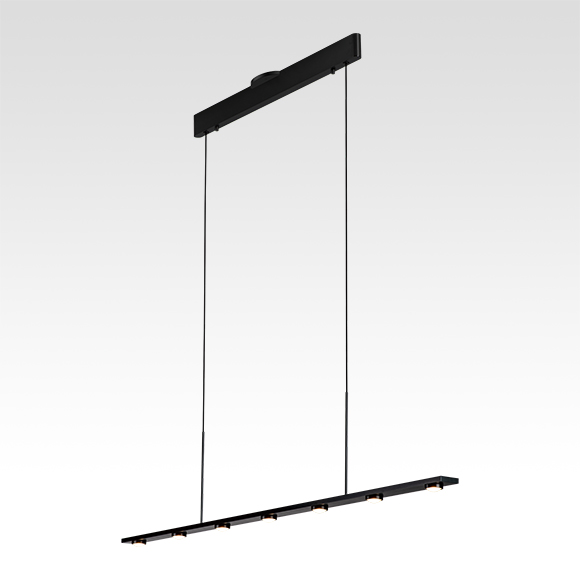 Aurora suspension lineaire DEL