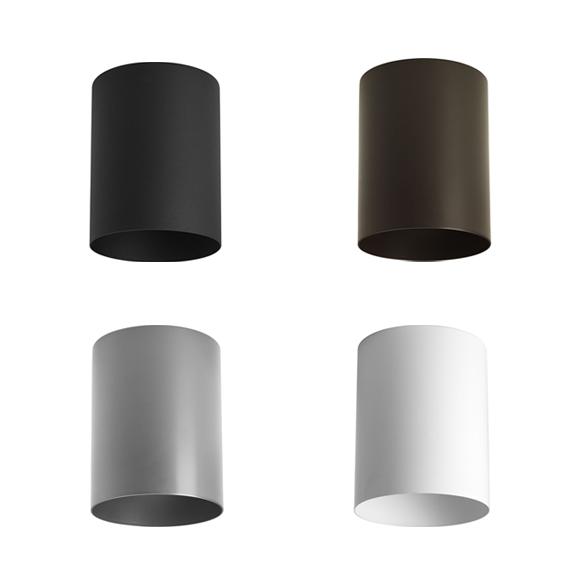 Cylinder est un plafonnier pour l'usage intérieur et extérieur, avec sa forme architecturale et ces lignes épurées il répond à différentes applications.