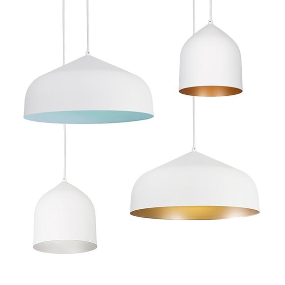 Helena Suspension Blanc Maison Du Luminaire