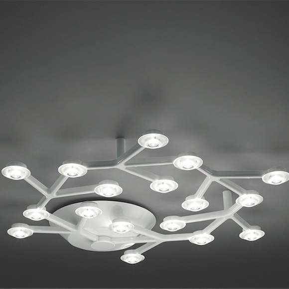 Led Net Circle Plafonnier Artemide