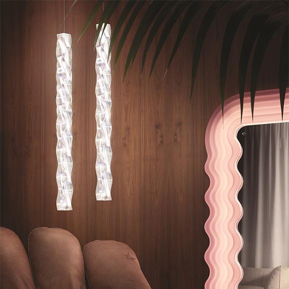 Hugo Vertical Suspension Slamp Lighting